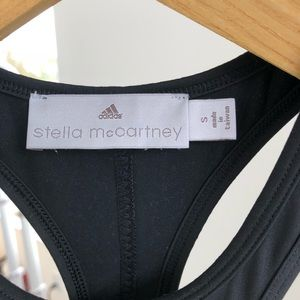 Adidas by Stella McCartney Tops - Stella McCartney for Adidas black mesh tank/ small